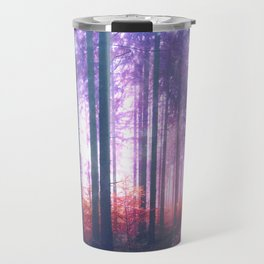 Woods in the outer space Travel Mug