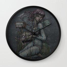 catfish Wall Clock
