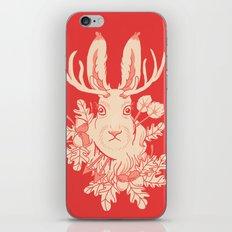 Jackalope Tattoo iPhone & iPod Skin