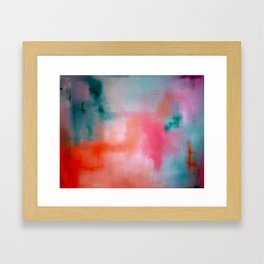 Sifters Framed Art Print