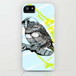 Sparrow me iPhone Case