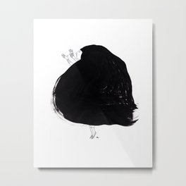 Billowy Metal Print