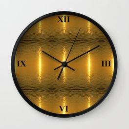 Swedish Ripples Wall Clock