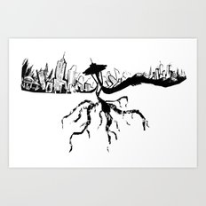 206 Art Print