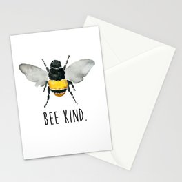Bee Kind. Stationery Cards