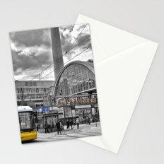 Berlin Alexanderplatz Stationery Cards