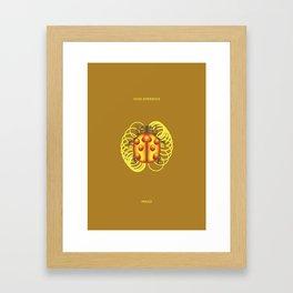 GOLD EXPERIENCE - PRINCE - JOJO -  Framed Art Print