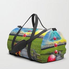 Interspatial Field Duffle Bag