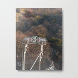 super8bahn Metal Print