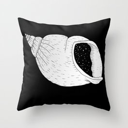 Sounds of infinity Throw Pillow