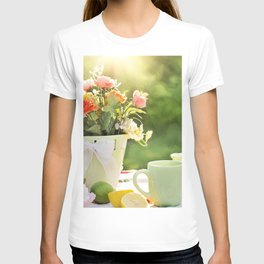cake color cup T-shirt