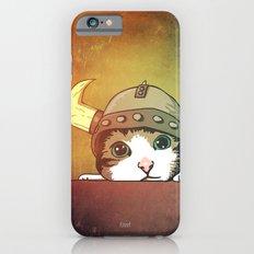 Viking Kitty iPhone 6 Slim Case