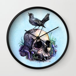 Old friends Wall Clock