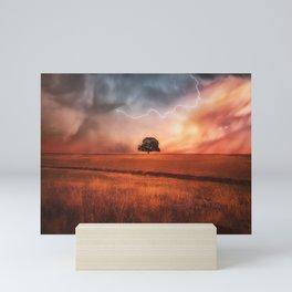 Strength in the Storm Mini Art Print