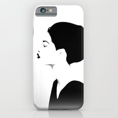 Woman in black & white iPhone 6s Slim Case