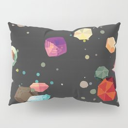 Space gems Pillow Sham