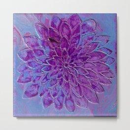 Dream Flower Metal Print