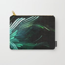 Malachite Carry-All Pouch
