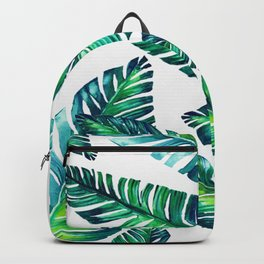 Live tropical I Backpack