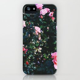 city of roses iPhone Case