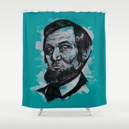 The Liberator  Shower Curtain