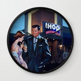 Date Night Wall Clock