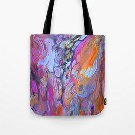Colour Bubble Tote Bag