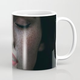 Dark freckle Coffee Mug