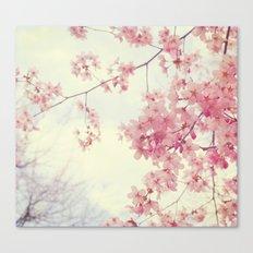 Dreams In Pink Canvas Print