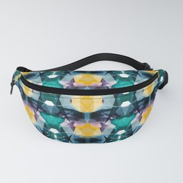 Kandy pattern Fanny Pack
