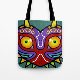 Majora Inspired Mask Tote Bag