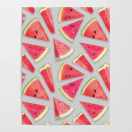 Watermelon Pattern Creation 3 Poster