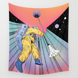 Ascension Wall Tapestry