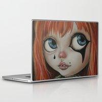 circus Laptop & iPad Skins featuring Circus  by Bella Harris