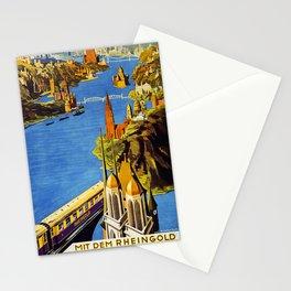 Wanderlust Rheingol Stationery Cards