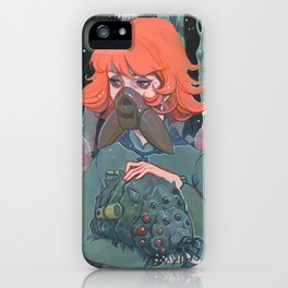 Spore iPhone Case