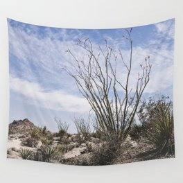 Palm Springs Ocotillo Wall Tapestry