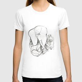 Elephant Chef T-shirt