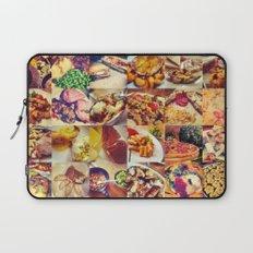 Food Porn Laptop Sleeve
