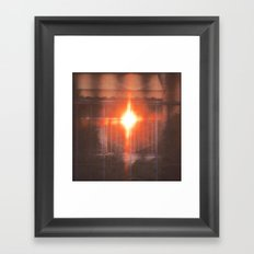 ELEMENT N25 Framed Art Print