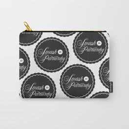 Smash the Patriarchy v.2 Carry-All Pouch