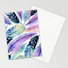 Wild Feathers #society6 #decor #buyart Stationery Cards