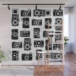 Yashica bundle Camera Wall Mural