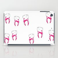 tooth iPad Cases featuring Tooth by - OP -