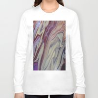 marble Long Sleeve T-shirts featuring MARBLE by ..........