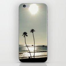 San Clemente Sunset iPhone & iPod Skin
