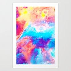 Zest Art Print
