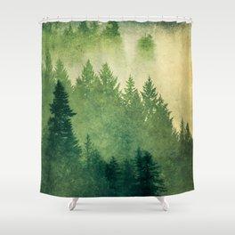 Nature Hike Shower Curtain