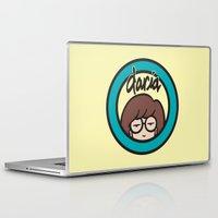 daria Laptop & iPad Skins featuring Daria Symbol by Marianna