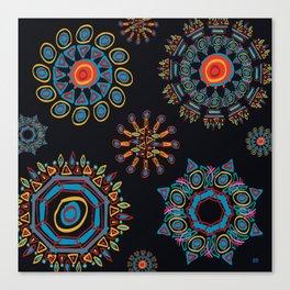 Starlets Canvas Print